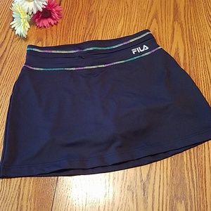 Ladies FILA skort